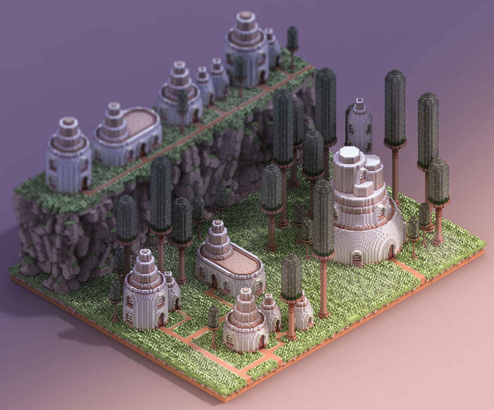 Digital Art: From Pixels to Voxels - CleverHumanity